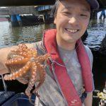 東京湾タコ釣りリベンジ!お土産もできて、シーバスも釣れました!