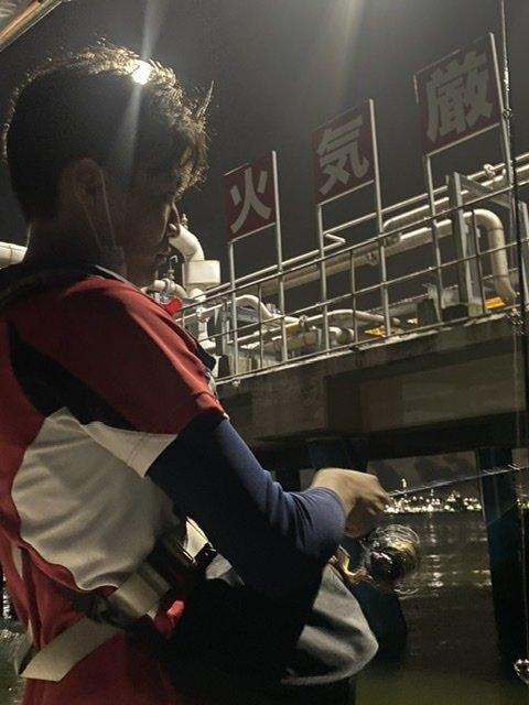 2021/7/23 千葉県東京湾 ボートシーバス&黒鯛
