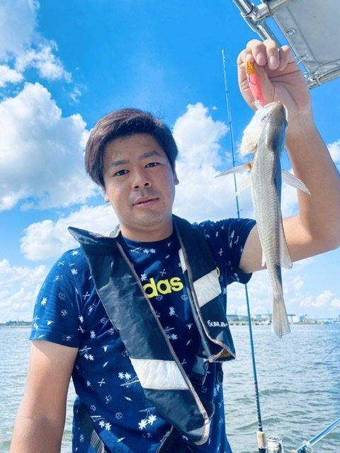2021/7/25 千葉県東京湾 マゴチゲーム