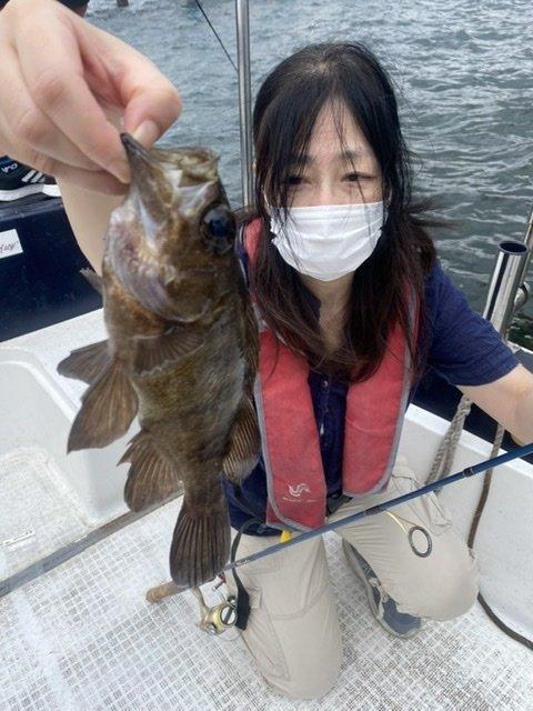 2021/8/12 千葉県東京湾 アジ便