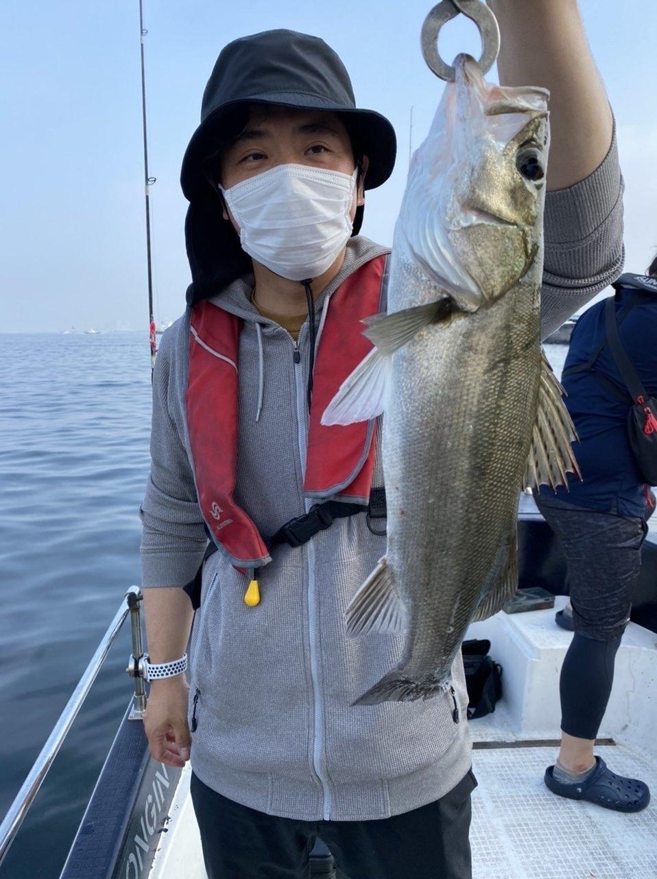 2021/8/28 千葉県東京湾 シーバス