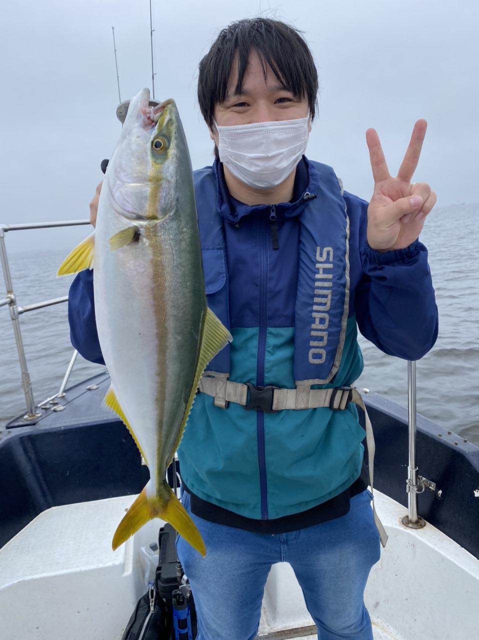 2021/9/12 千葉県東京湾 ルアー五目釣り