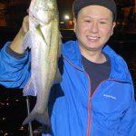 東京湾シーバス、回復傾向です!メガドックに反応する魚も出てきてます!