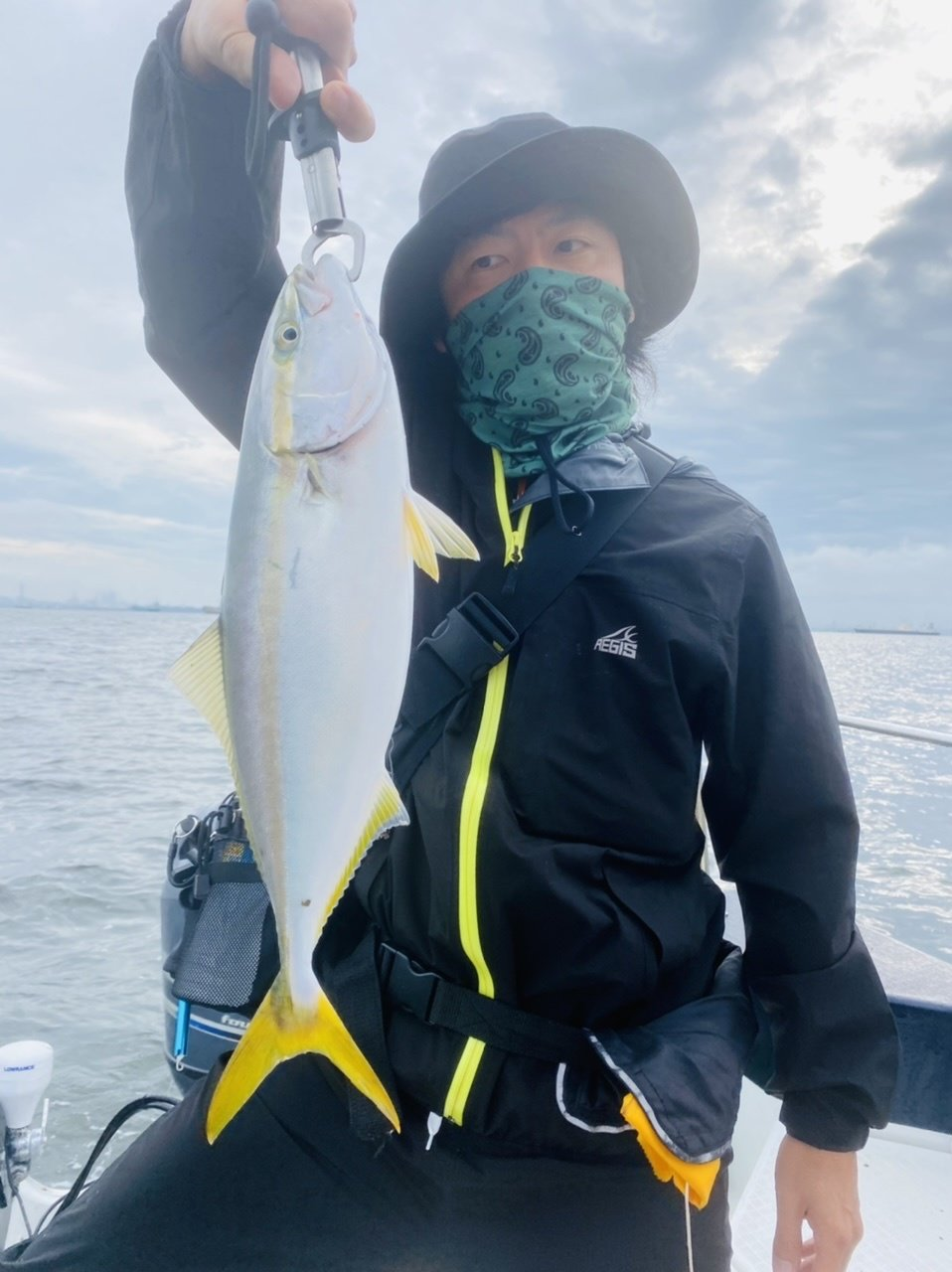 2021/9/15 千葉県東京湾 サワラ&イナダ