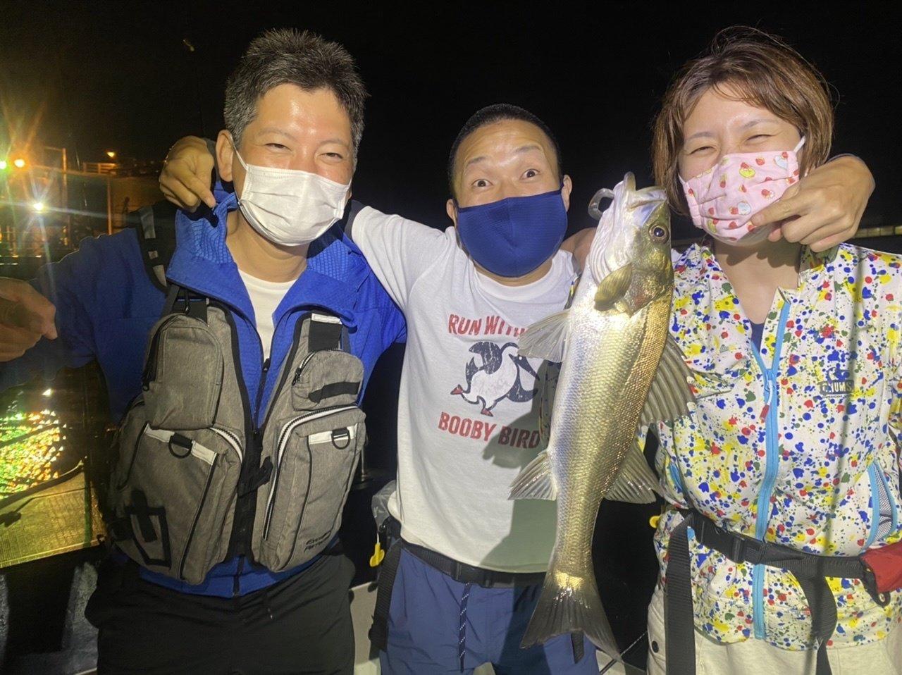 2021/9/24 千葉県東京湾 シーバス