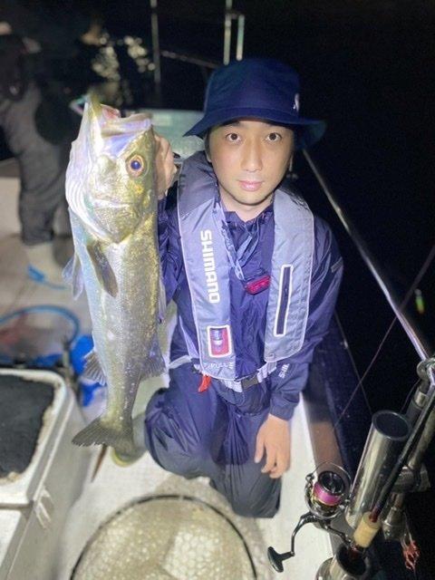 2021/9/25 千葉県東京湾 シーバス
