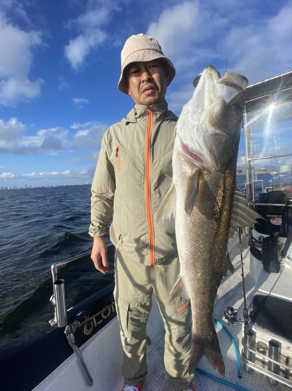 2021/9/29 千葉県東京湾 シーバス&ブリ