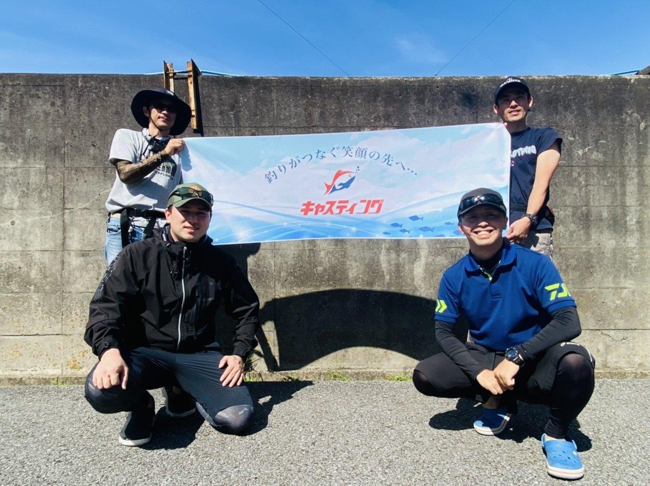 2021/10/5 千葉県東京湾 シーバス