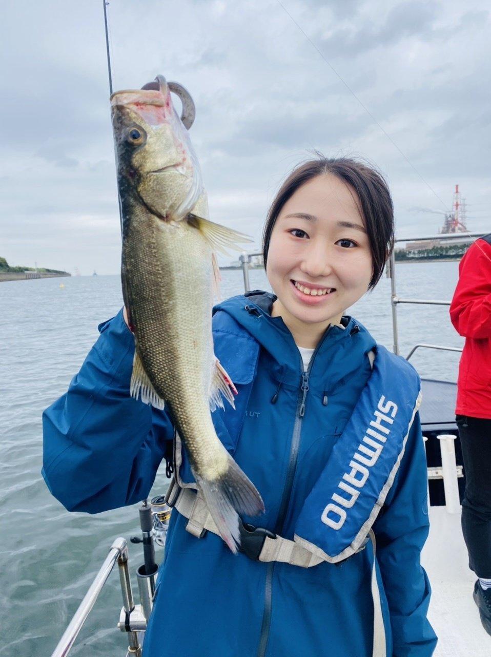 2021/10/7 千葉県東京湾 シーバス